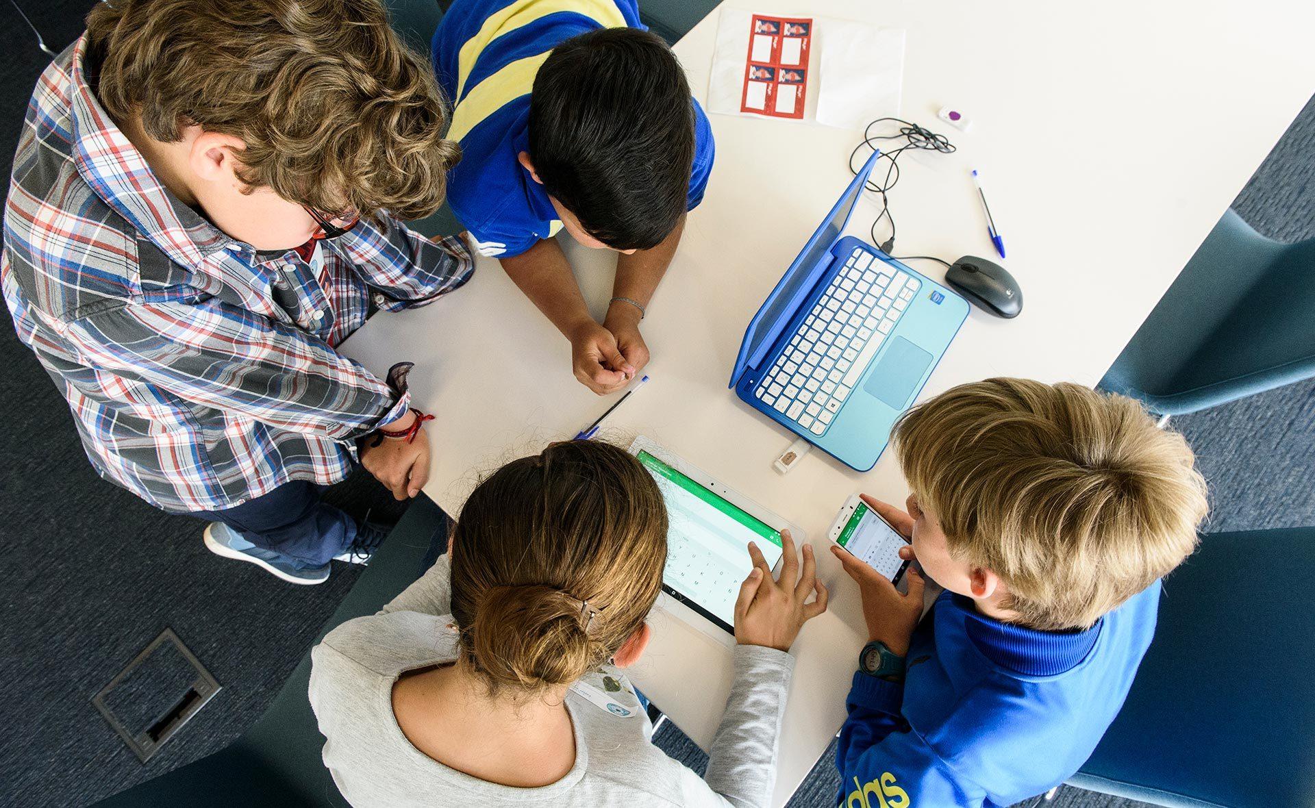 niños_tecnologia_ciberseguridad_aprender_recurso_bbva