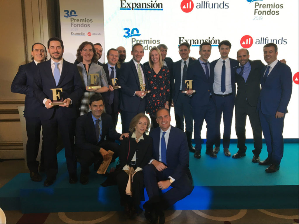 imagen de BBVA Asset Management premios Expansión 2019