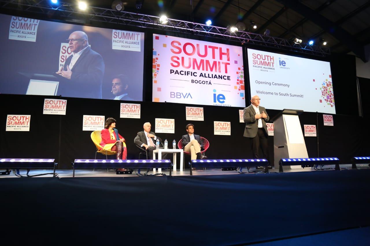 BBVA estuvo presente en South Summit Bogotá