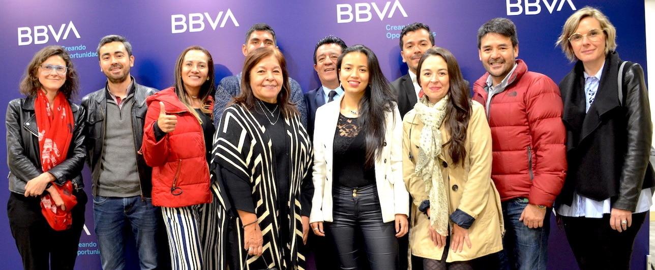 BBVAMomentum Colombia 2019.