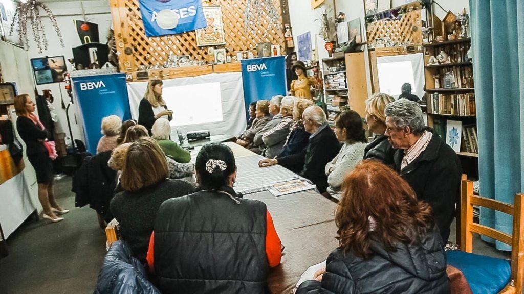 Educación Financiera para adultos BBVA Argentina Anses