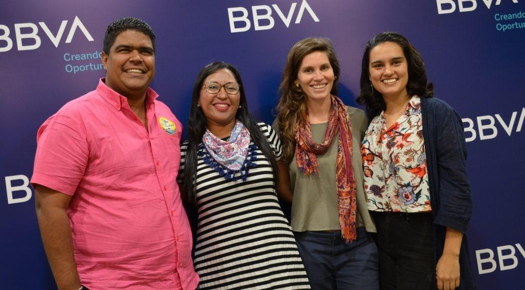 Emprendedores de Cartagena participan en BBVA Momentum 2019
