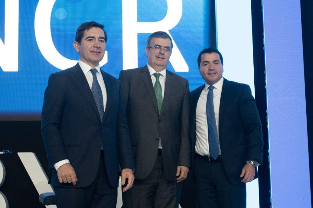 Marcelo Ebrard, Eduardo Osuna, Carlos Torres