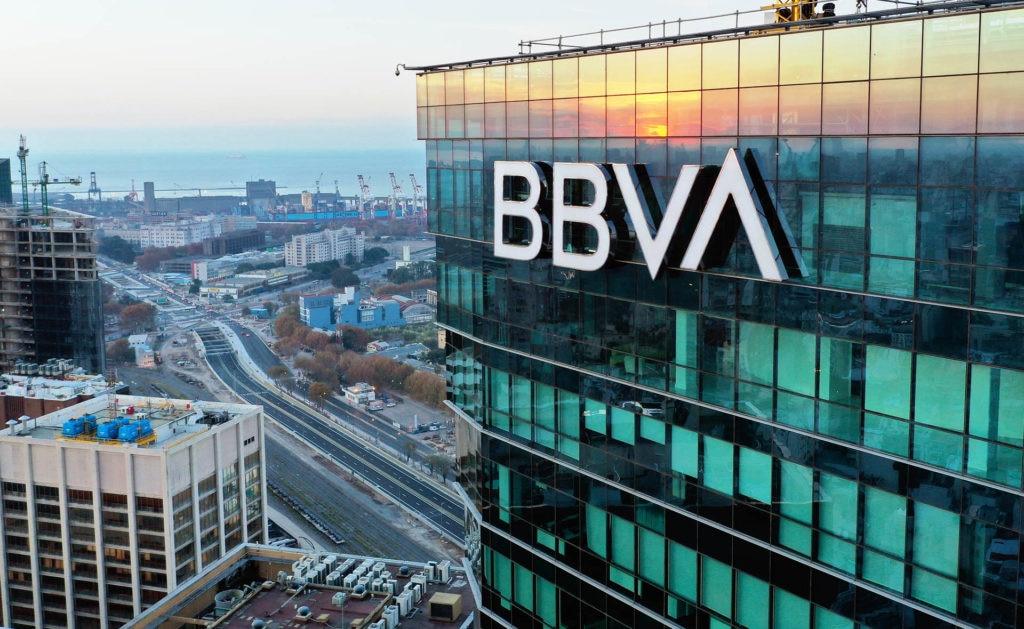 Nueva marca BBVA presentación en Argentina