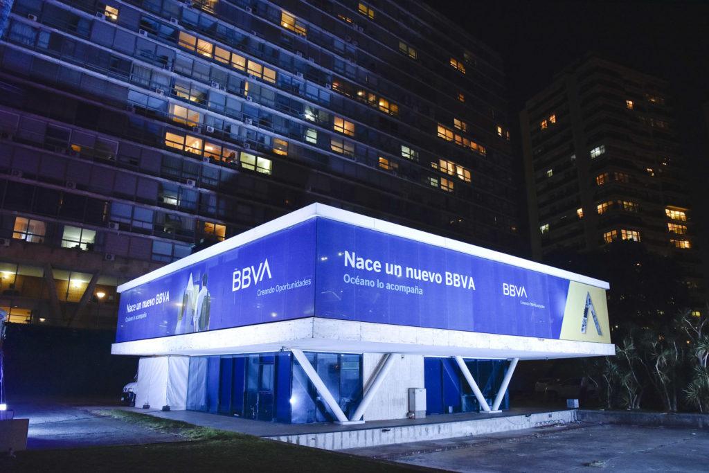 Nace un nuevo BBVA en Uruguay