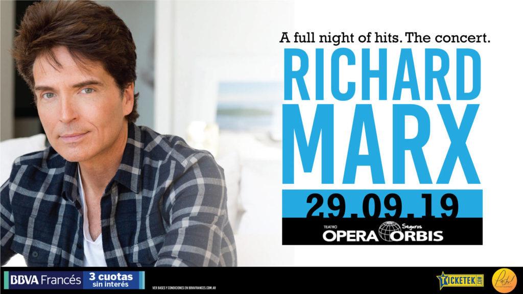 Richard Marx en Argentina