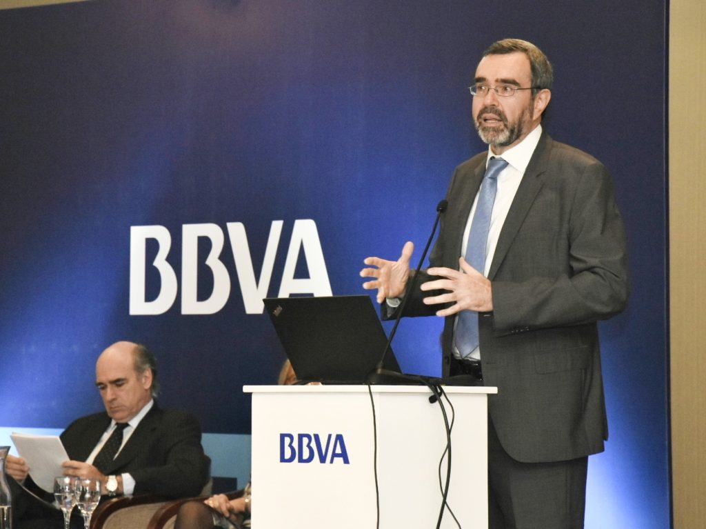 country manager uruguay bbva