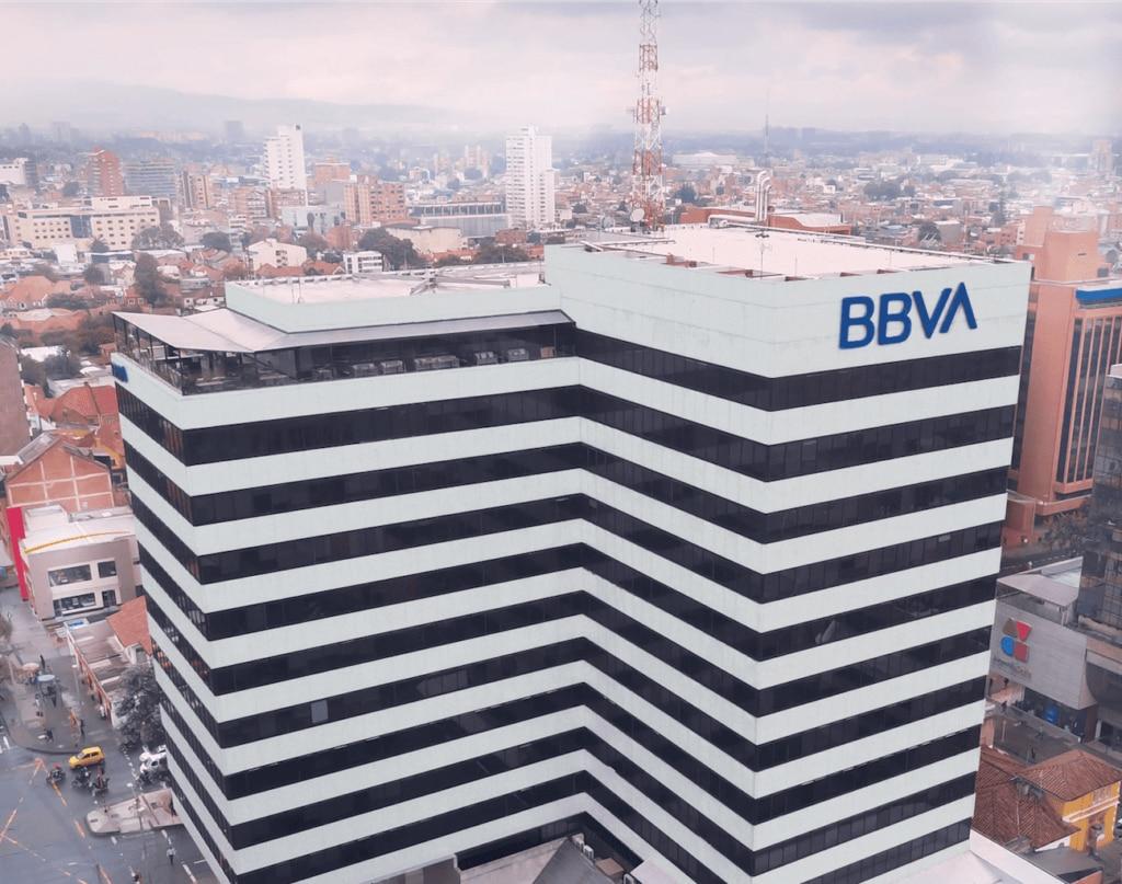 BBVA renueva su imagen en Colombia