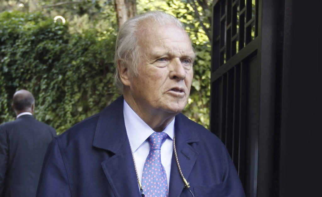 Former BBVA co-chairman Emilio Ybarra