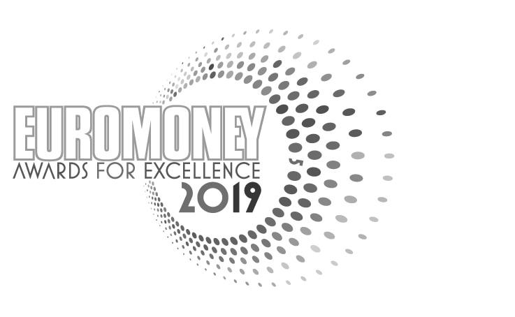Imagen de Logo premio Euromoney 2019