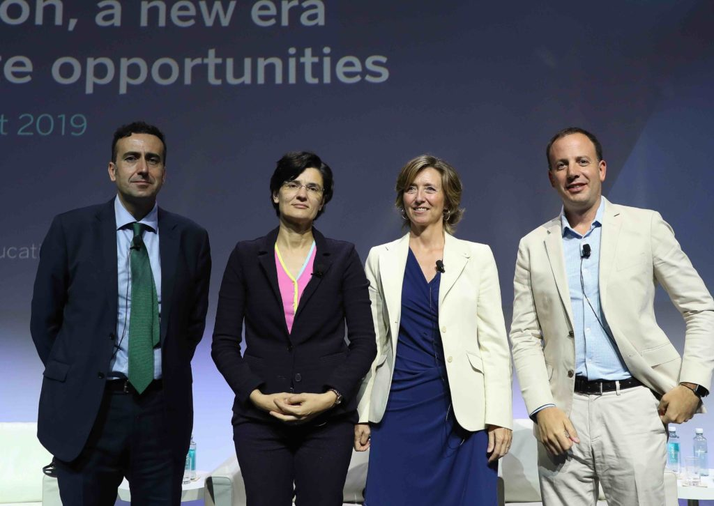 BBVA Edufin Summit 2019_mesa redonda educación financiera