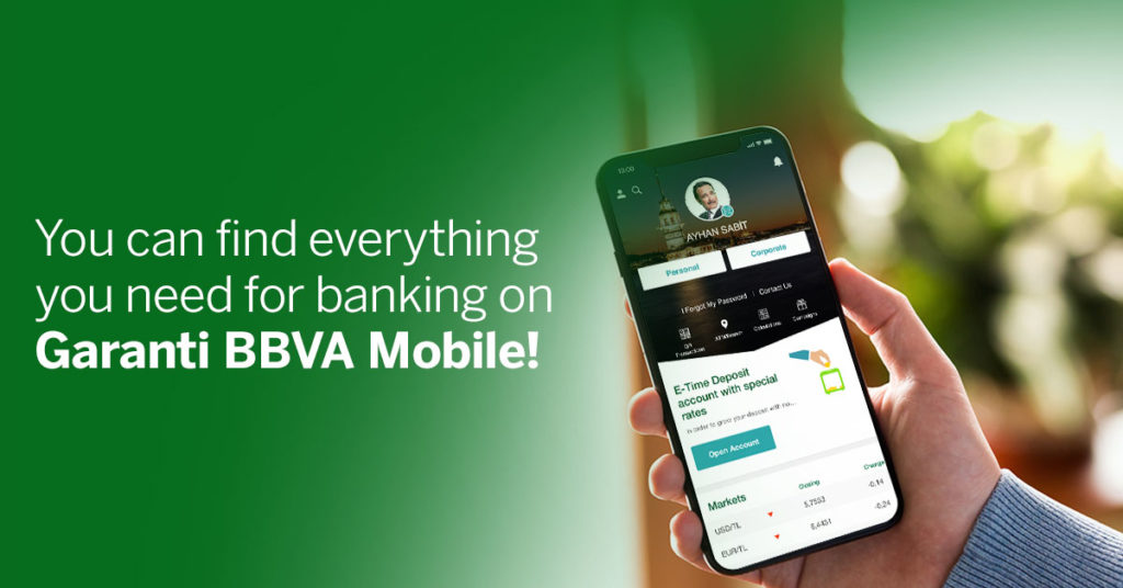 Garanti BBVA - campana app movil 2019