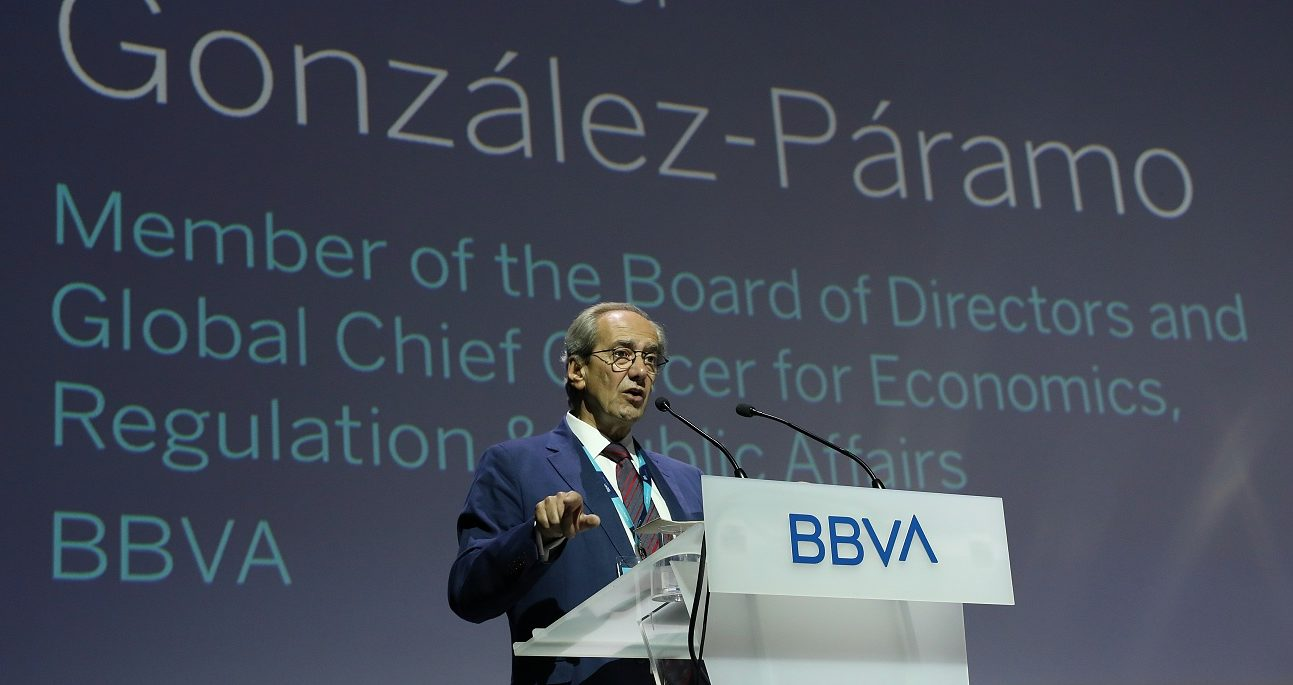 Imagen de José Manuel González-Páramo Edufin 2019