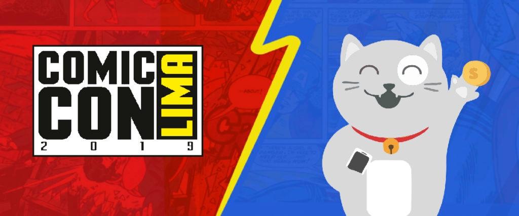 Lukita Comic Con Lima 2019