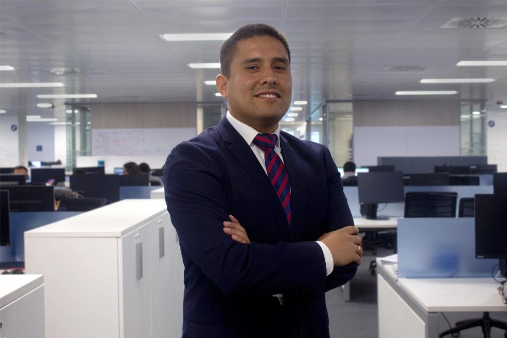 Manuel Piñan - Créditos Hipotecarios - BBVA en Peru