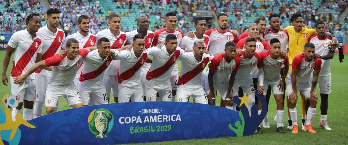 Selección peruana: Un subcampeonato que llena de honor a todo el Perú