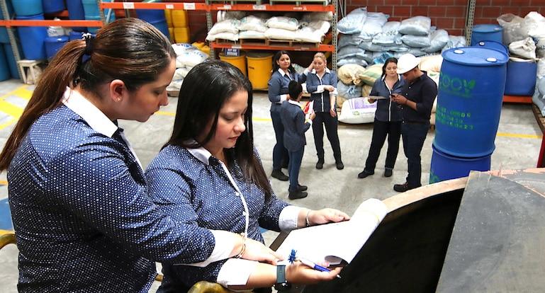 De Colombia a Arabia Saudita gracias al emprendimiento social