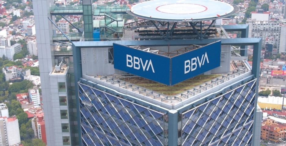 Torre BBVA Mexico Dia