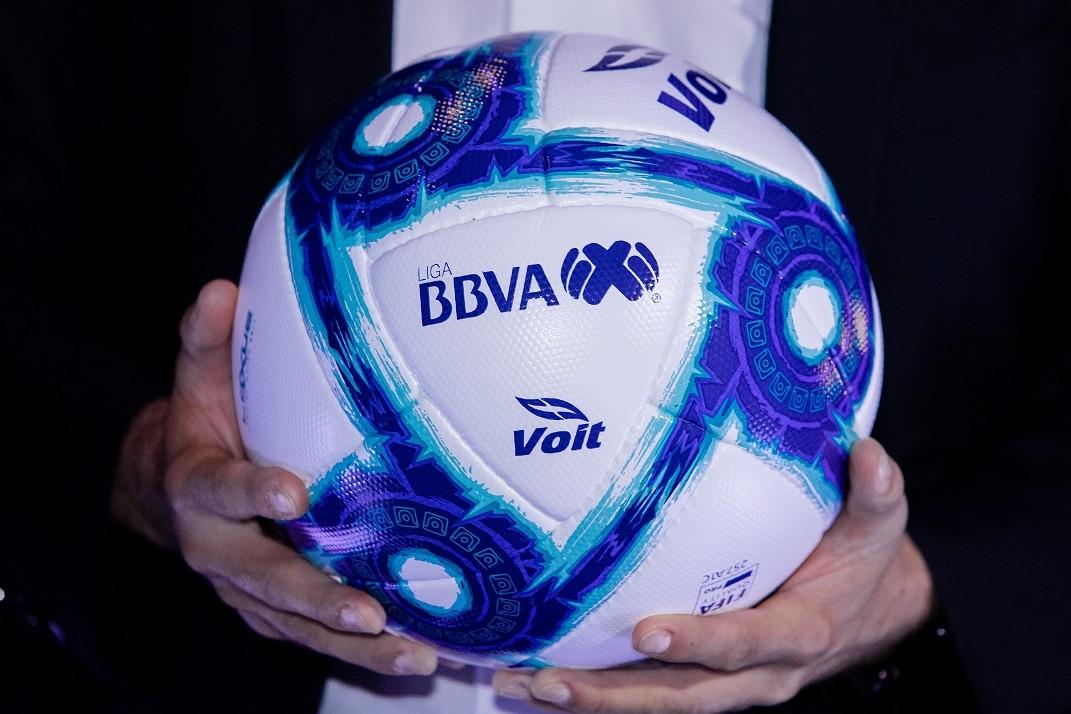 balón lexus liga bbvamx