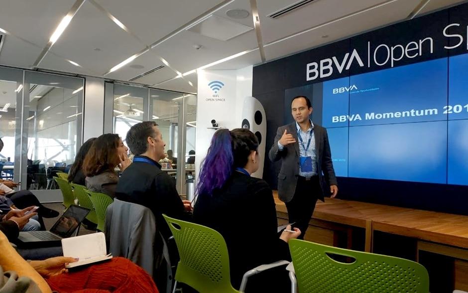 BBVA Momentum 2019_formación_México