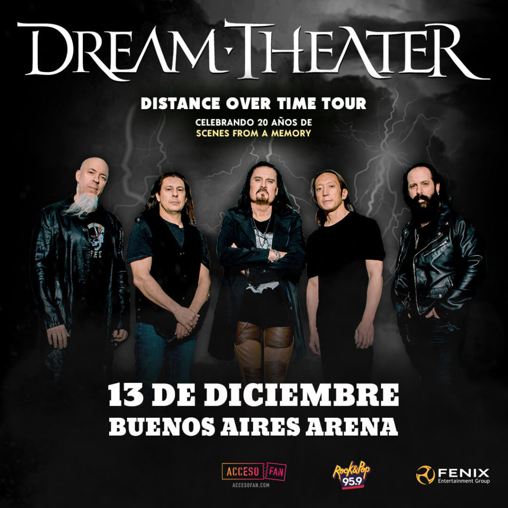 Dream Theater en Argentina