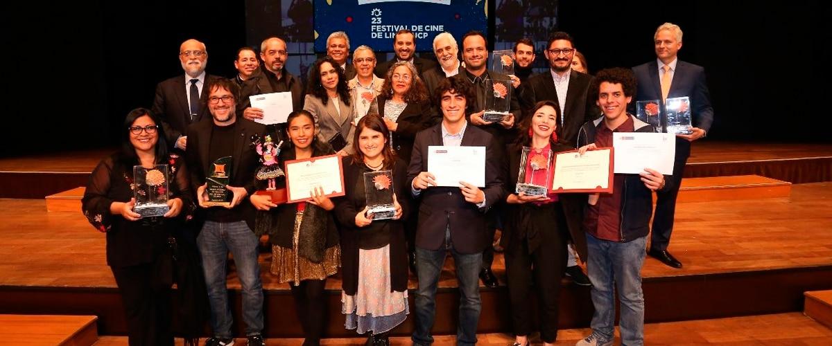 Festival de Cine de Lima: Todos los ganadores de la vigésimo tercera edición