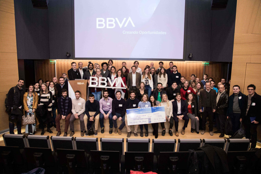Finalistas de BBVA Open Talent 2019 y Seedstars Argentina