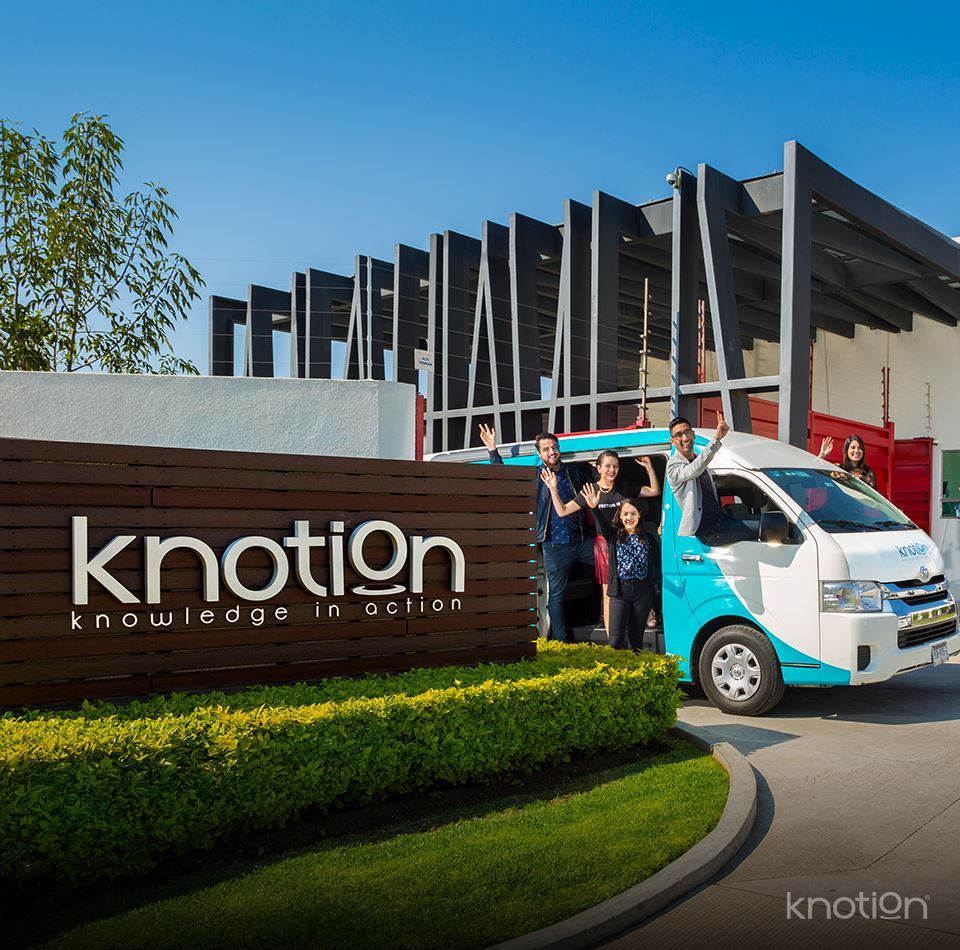 Knotion_BBVA Momentum 2019
