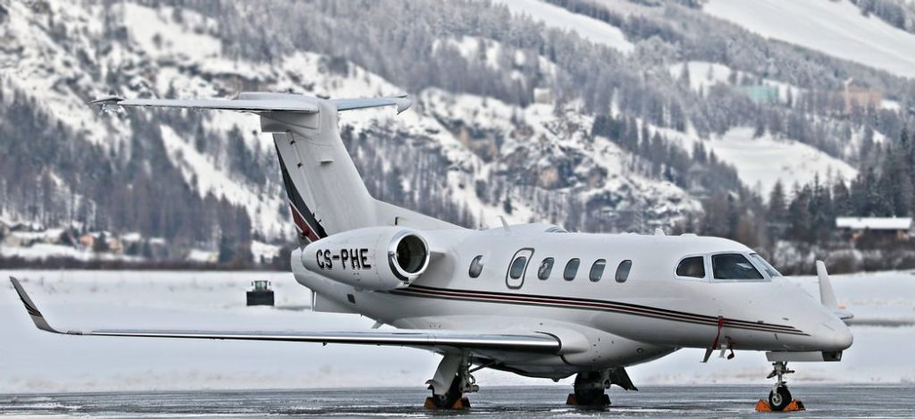 """Private planes: """"Convenience, comfort and time-efficiency"""