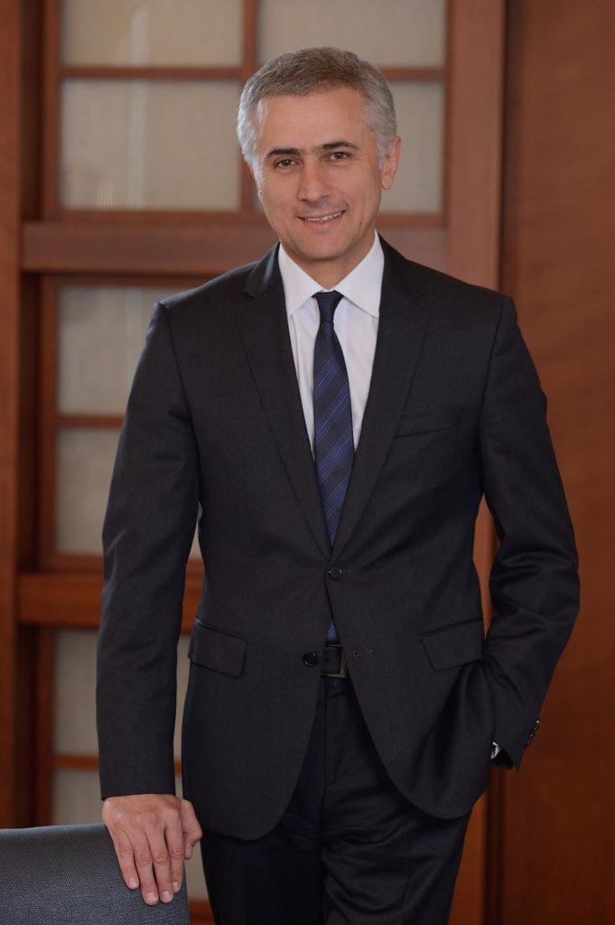 Recep Bastug_CEO_Garanti_BBVA