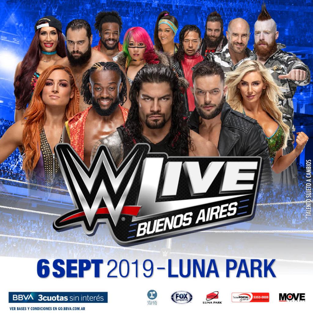 WWE en Argentina