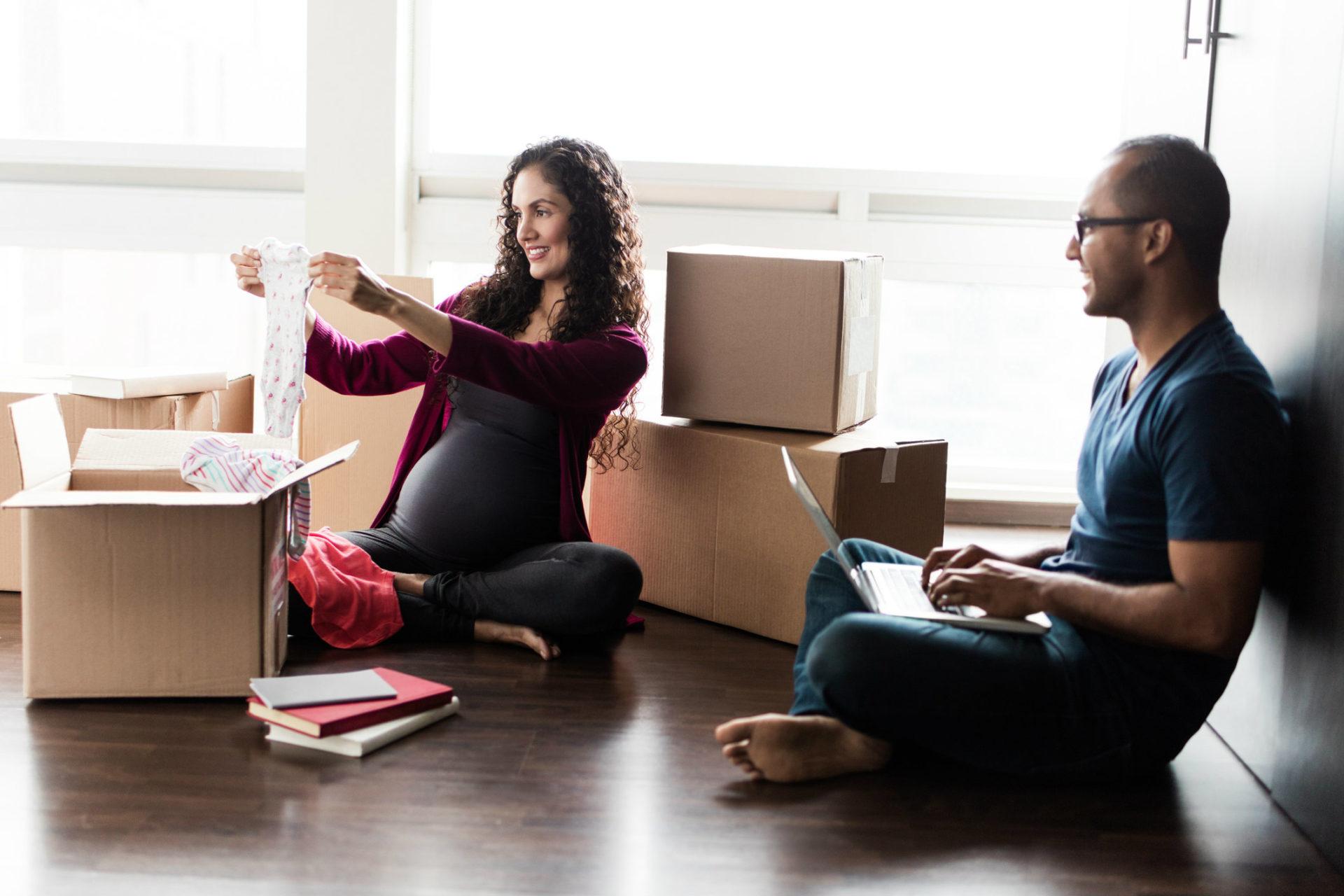 ¿Cómo preparar las finanzas para el primer bebé?