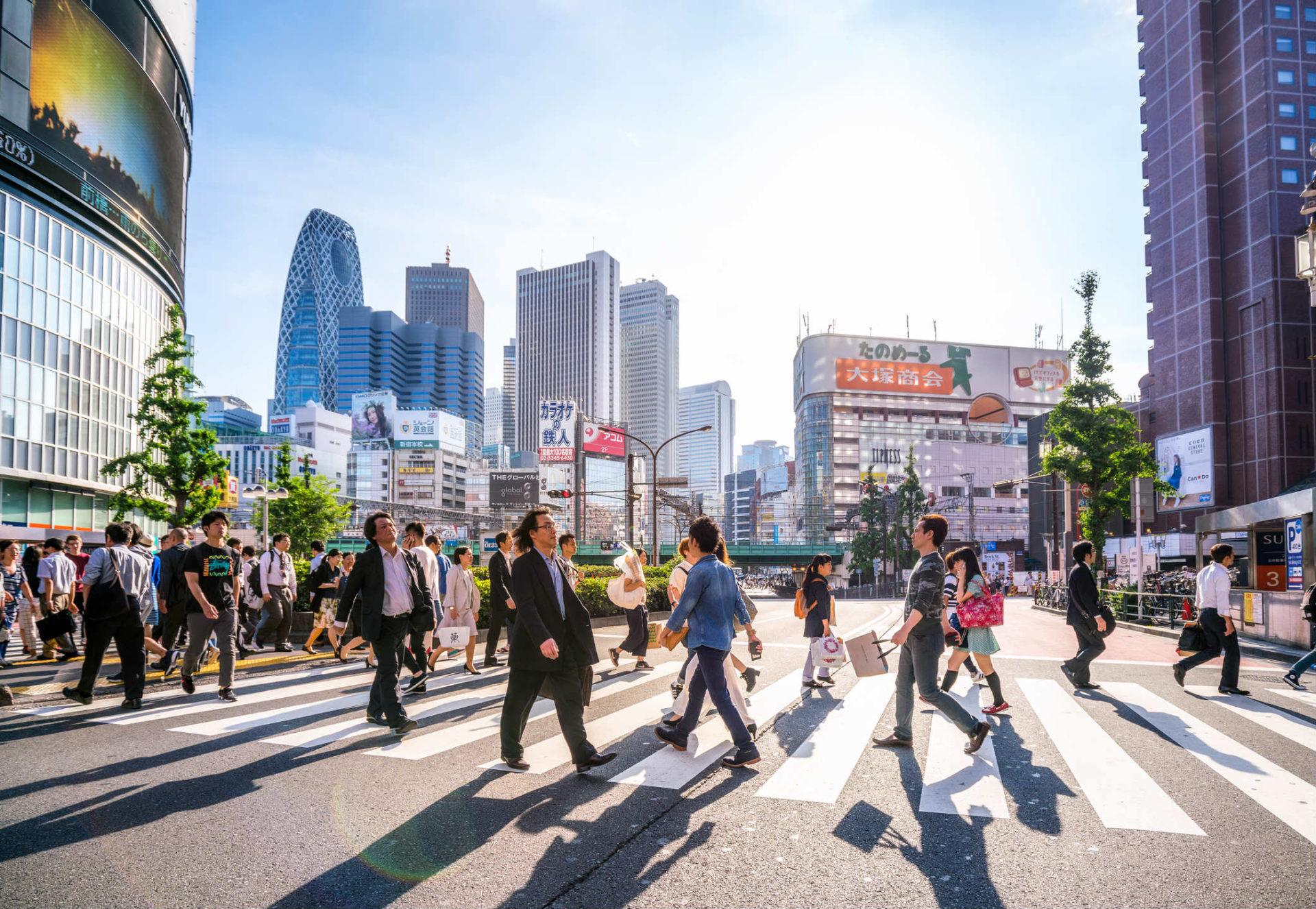 Ciudades del mundo que apuestan por la seguridad peatonal