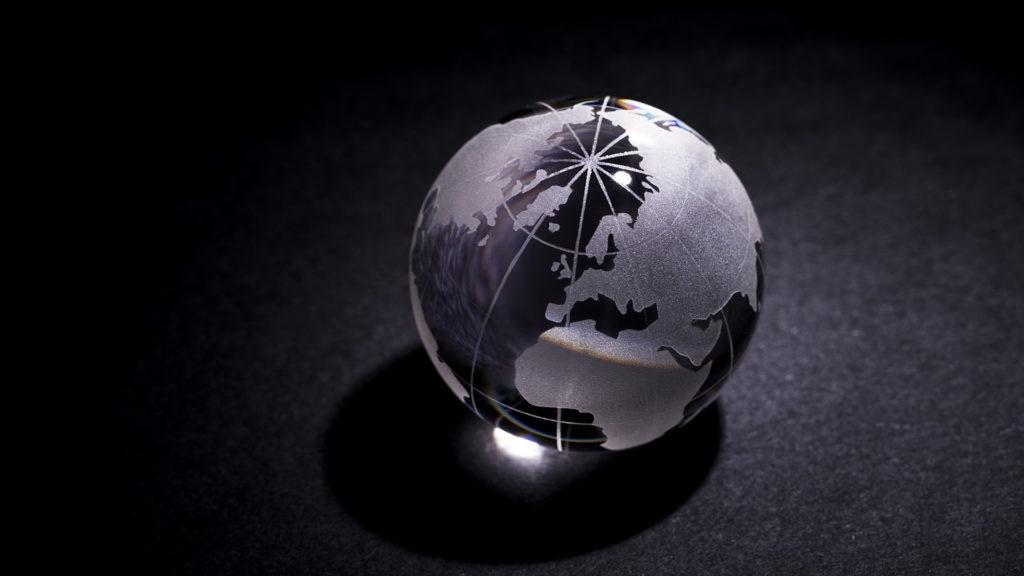 Fotografía de Mundo, globo terráqueo, Tierra, continentes, global, globalización, premios, Global Finance