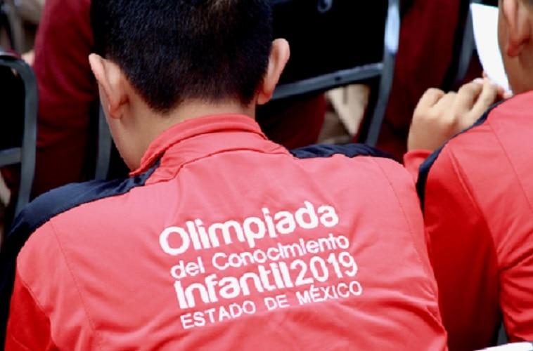Olimpiada del Conocimiento Infantil 2019
