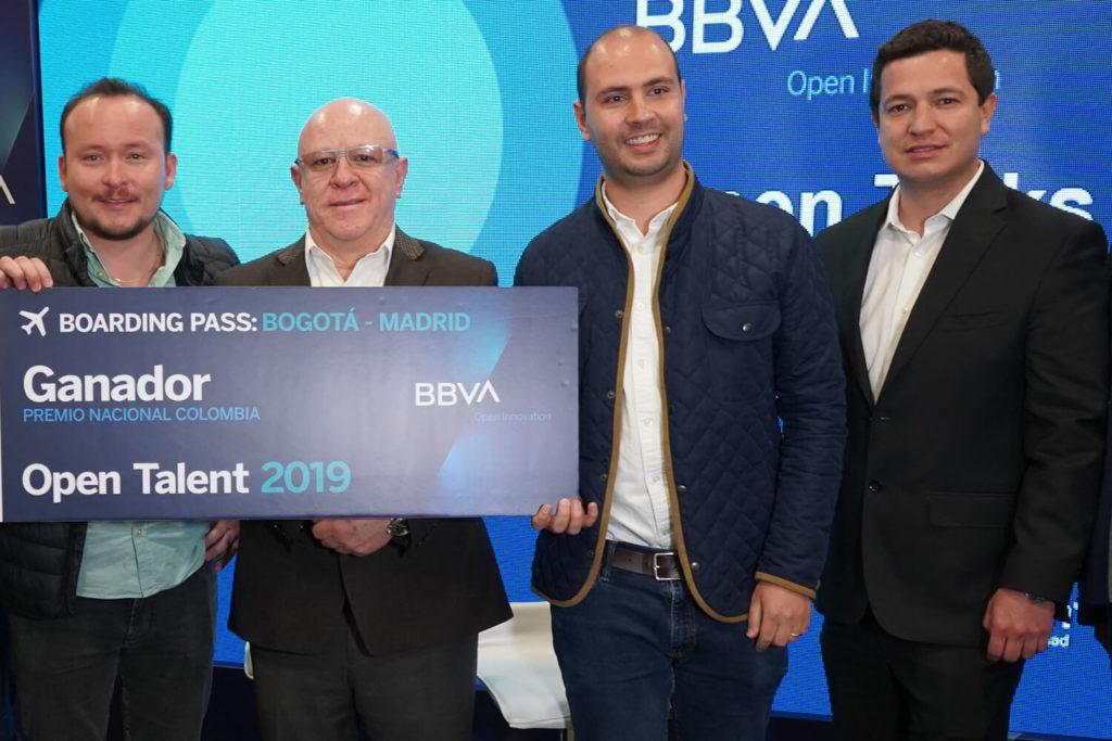 Ganadores Colombia Open Talent 2019