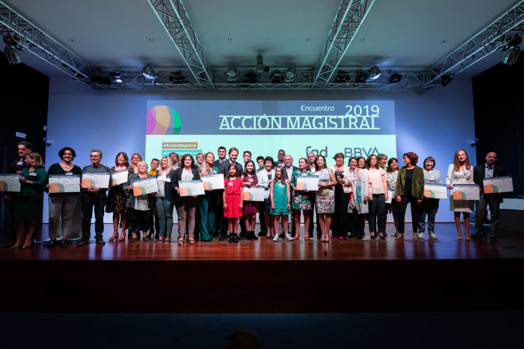Premio Acción Magistral 2019