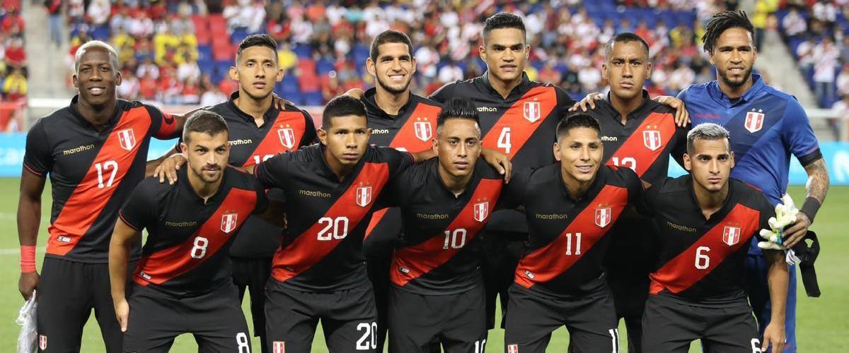 Seleccion peruana setiembre
