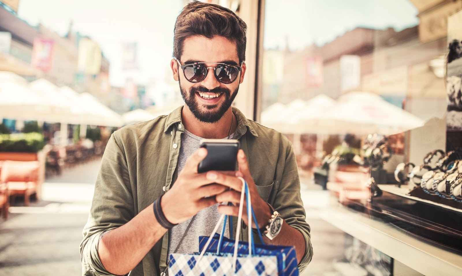 compras, celular