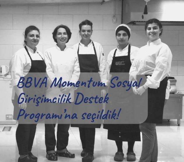 maiden mutfak_emprendimiento social_BBVA Momentum