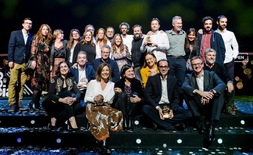 BBVA Aprendemos juntos, Gran Premio Eficacia 2019