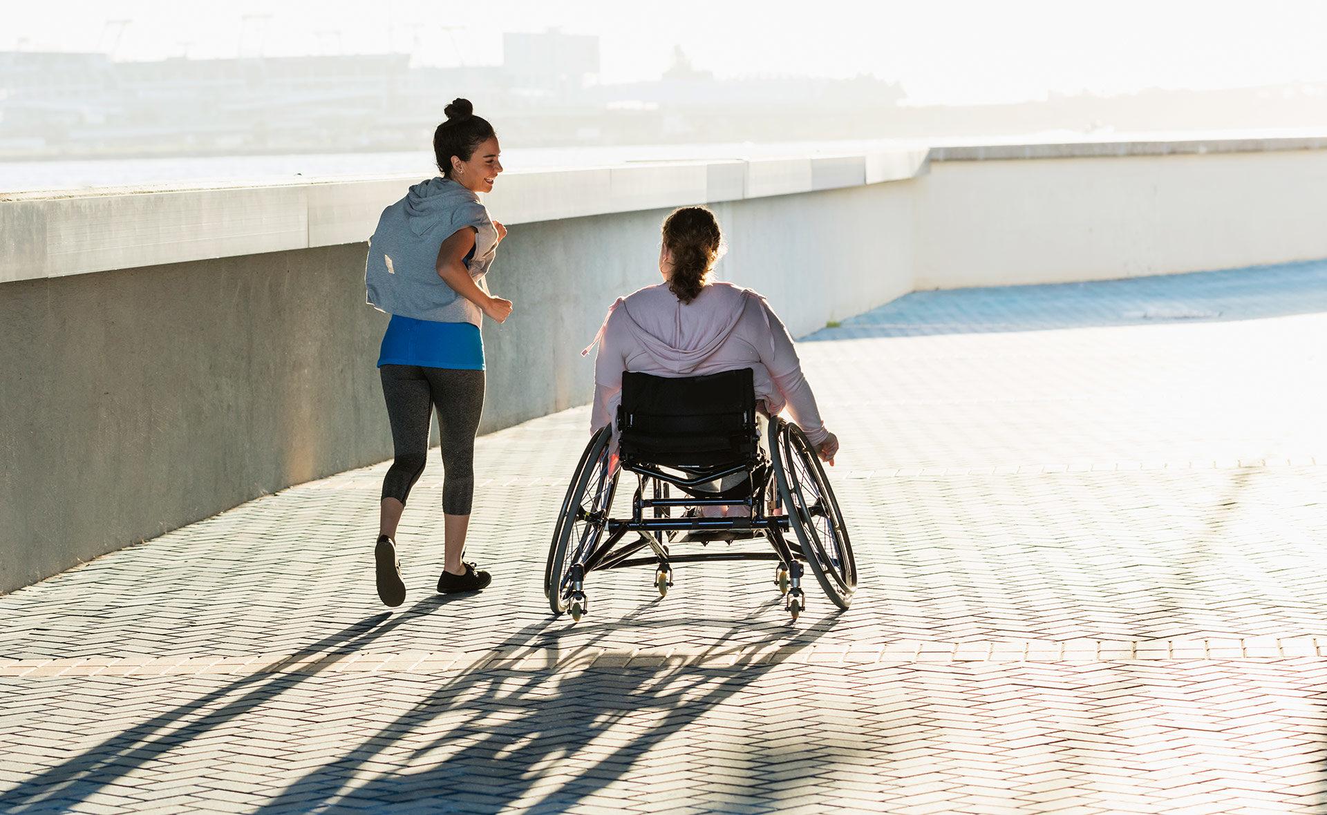 BBVA-Ciudades-sin-barreras-diversidad-silla de ruedas- paralimpico