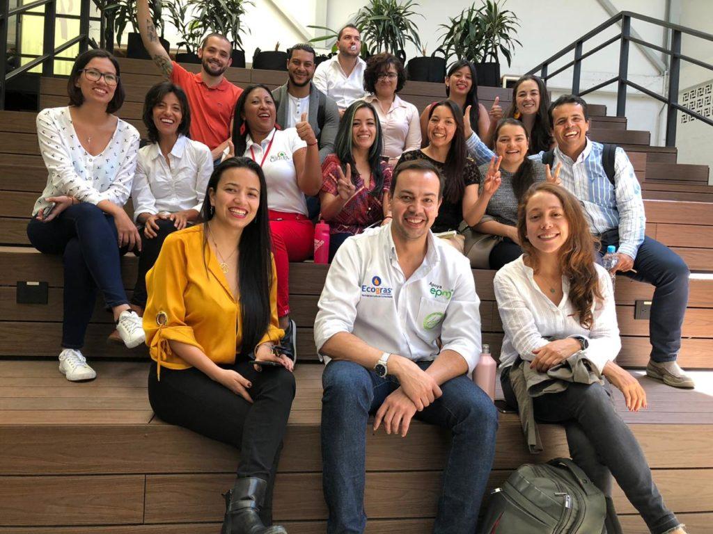 BBVA Momentum grupo Medellín 2