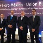 V Foro México Unión Europea