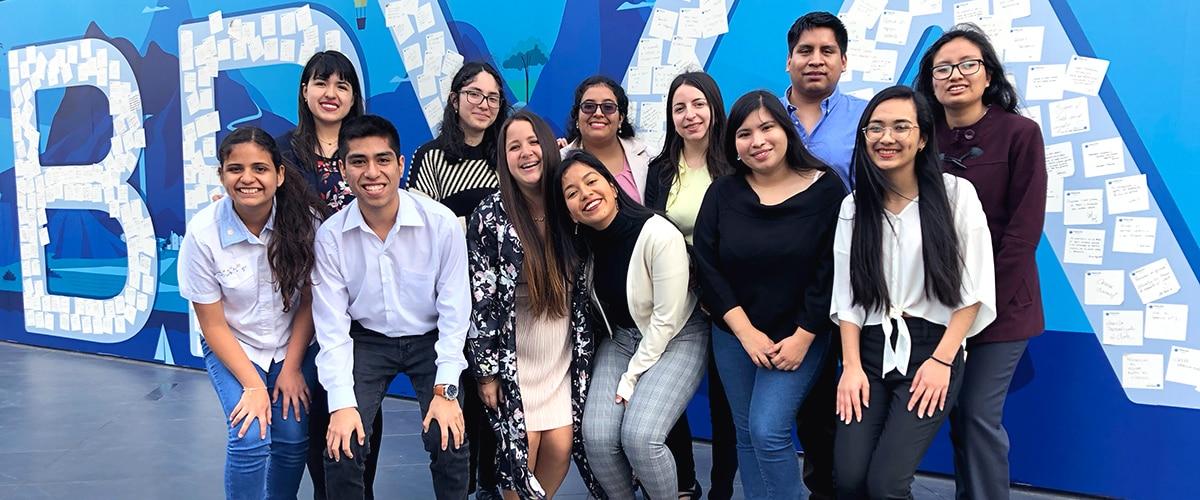 Programa de Becas Fundacion BBVA y PUCP II