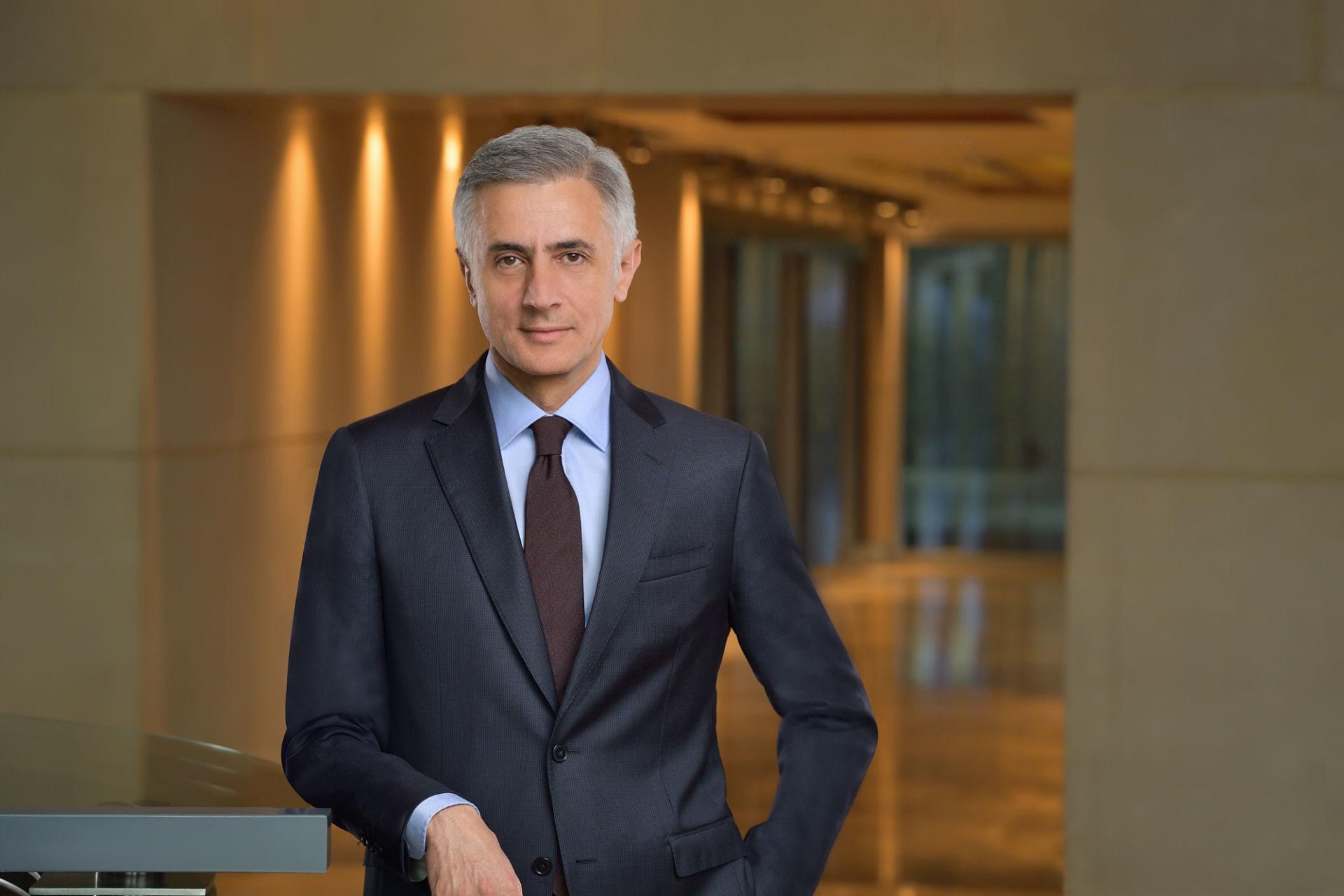 Recep Baştuğ, CEO de Garanti BBVA_opt
