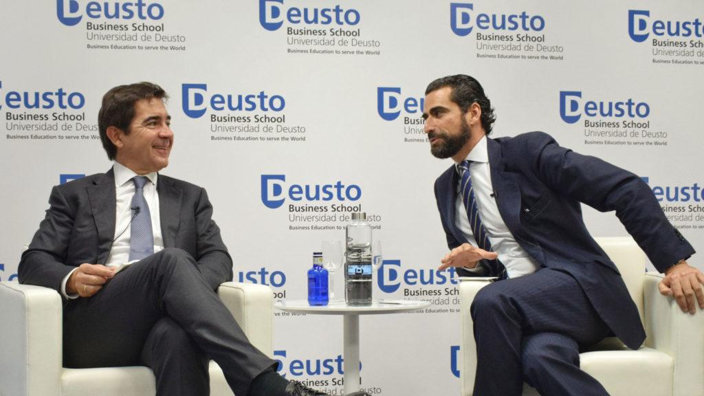 Carlos Torres Vila - Iñaki Ortega - Deusto-2019-director