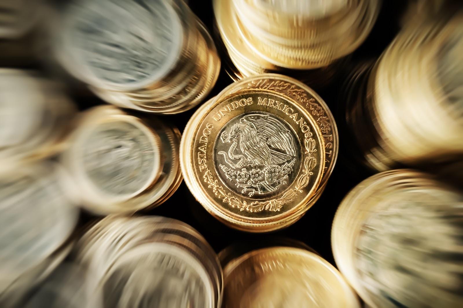 monedas méxico