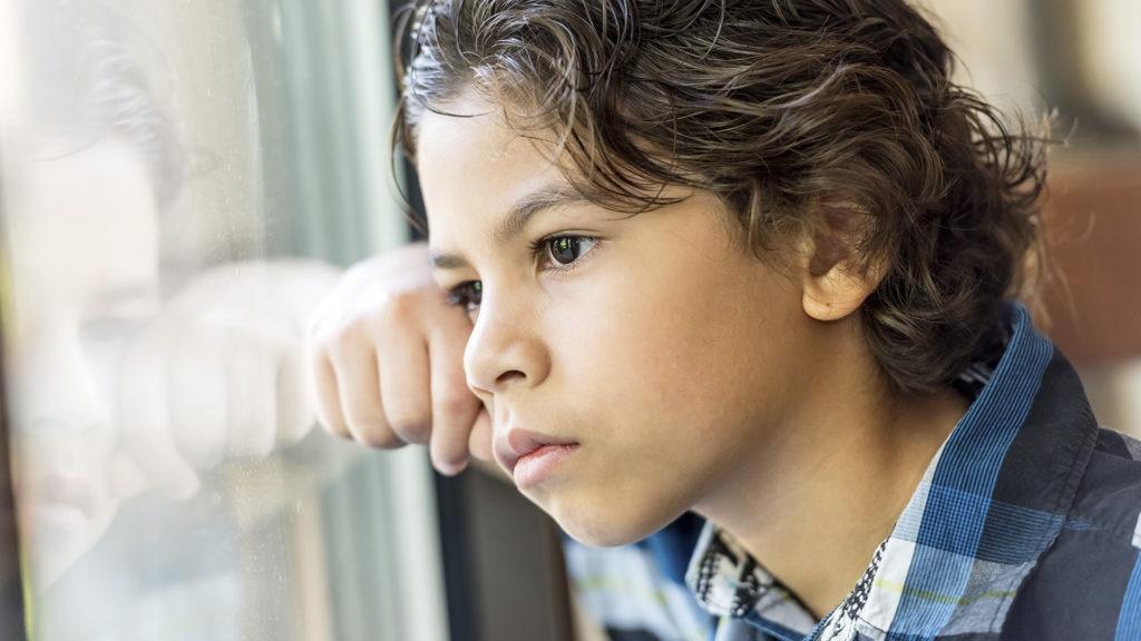 Niñas, niños y adolescentes migrantes