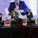 Evento 'La banca, el reto digital 2020', organizado por el diario La República